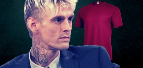 Aaron Carter lashes out at artist whose work he had