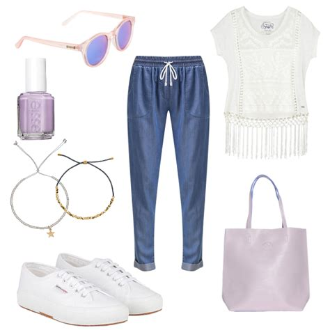 OneOutfitPerDay 2016-08-18 als Sommer Outfit 2019