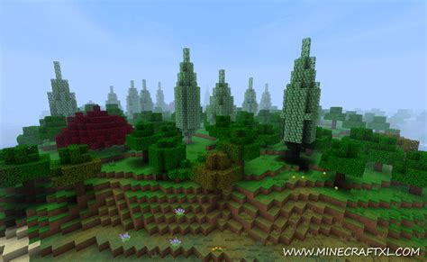ExtraBiomes XL Mod Download for Minecraft 1
