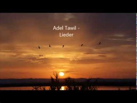 Adel Tawil - Lieder Piano Cover - YouTube