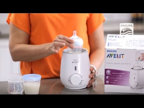 How To Use a Philips Avent Bottle Warmer   eBay