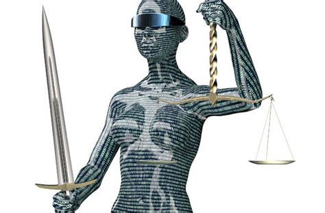 ROBOT JUDGE – AI could be used in trials after accurately