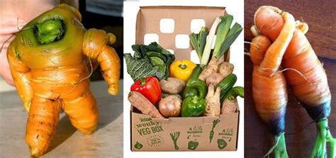 Asda are selling massive 'wonky veg boxes' for £3