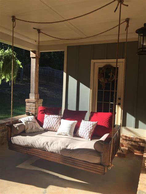 Day Bed Swing / Porch Swing by DeuleyDesigns on Etsy