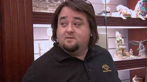 Chumlee reveals the origin of his