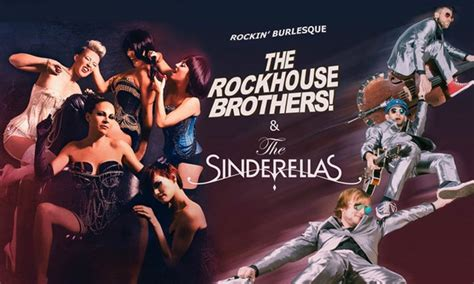 Rockin Burlesque Rock'n'Roll Revue Imperial Theater Show