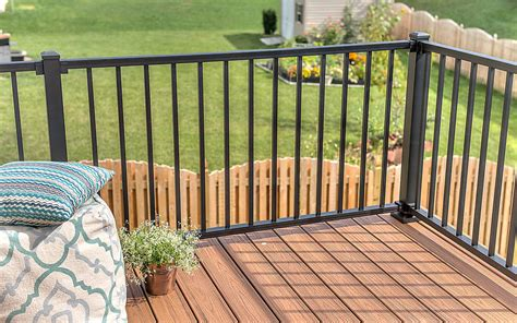 Trex Post Components - Outdoor Stairs Railing for Any