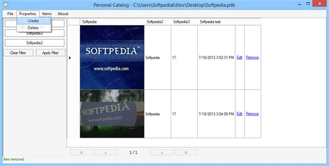 Download Personal Catalog 0