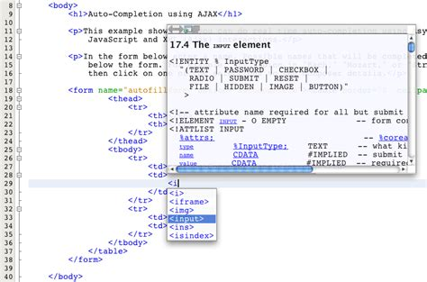 Introduction to Ajax for Java Web Applications - NetBeans