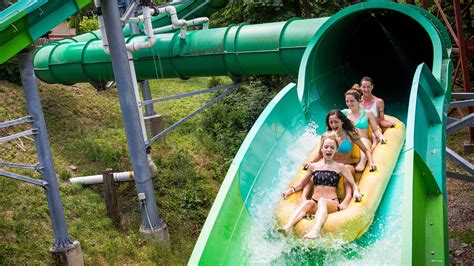 Dollywood's Splash Country: Take a tour of water park's