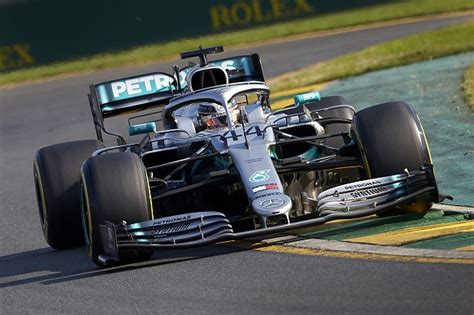 Hamilton: 2019 best year given Mercedes started with heap