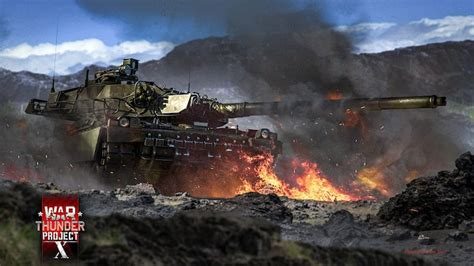 Latest War Thunder Update Adds Modern Tanks, More Planes