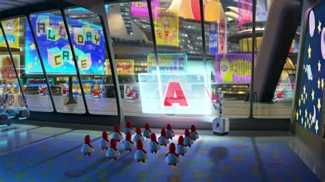Foreign contaminant on Axiom | video quotes from WALL-E