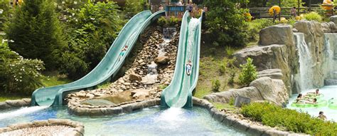 The Butterfly | Water Slide | Dollywood's Splash Country