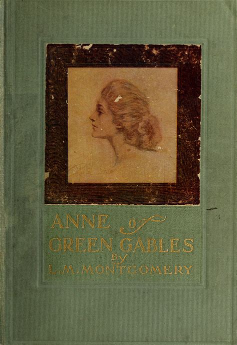 Anne of Green Gables (1908) - Wikisource, the free online