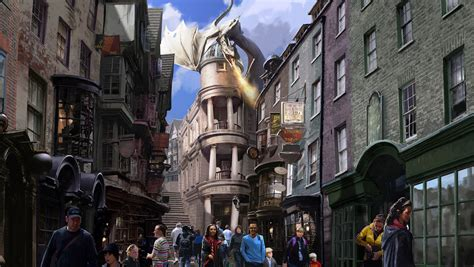 New Harry Potter ride, shops coming to Universal Orlando