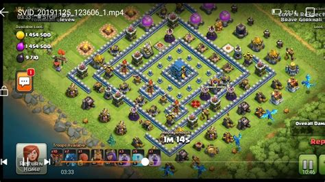 """Omg HIGHEST LOOT POSSIBLE IN THE GAME """"Clash Of Clans"""