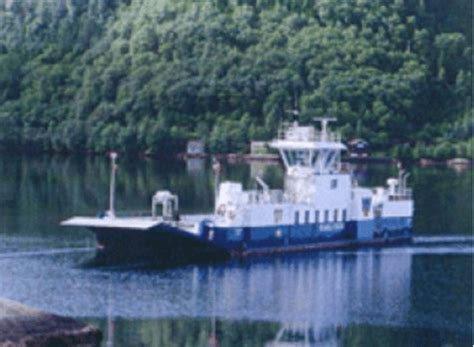 Electric Powered Car Ferry Set For Nation Of Norway