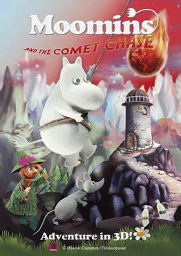 Moomins and the Comet Chase - Wikipedia