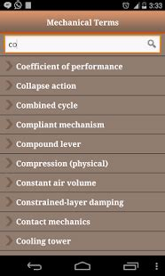 Mechanical Terms - Android Apps on Google Play