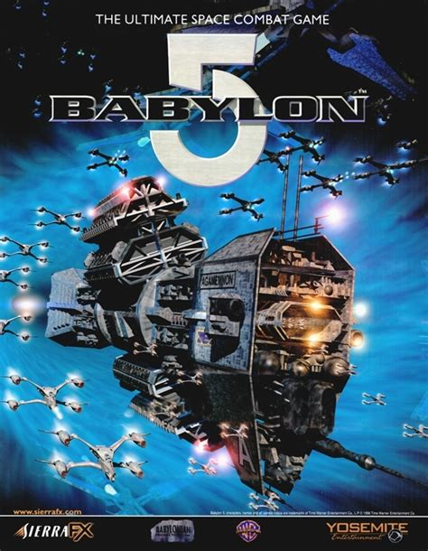 Babylon 5: Into the Fire (Game) | The Babylon Project