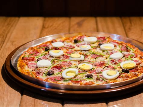Pizza – Pizza Imbiss bei Paolo