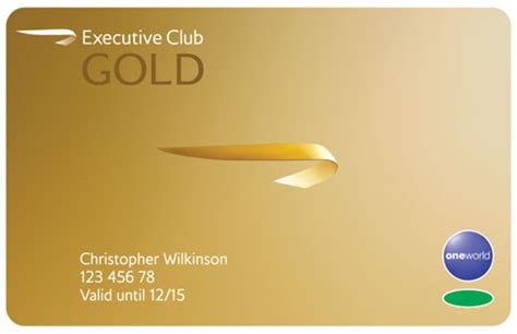 BA increases Gold Executive Club benefits – Business Traveller