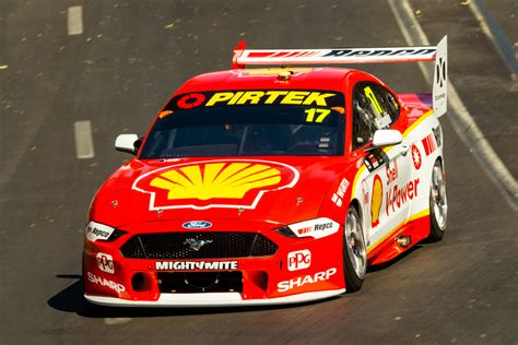 McLaughlin takes Mustang to dominant first-up win - Speedcafe