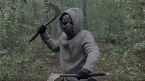 The Walking Dead: Who The Man In The Iron Mask Might Be