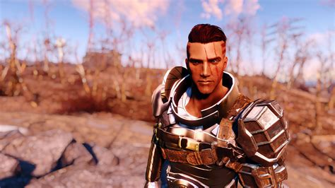 Adam in Colossus Armour at Fallout 4 Nexus - Mods and