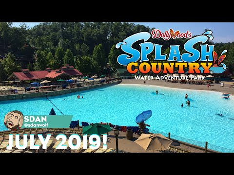 Dollywood's Splash Country | Waterparks in Tennessee