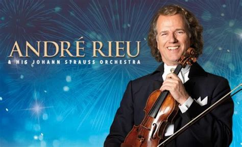 Andre Rieu & the Johann Strauss Orchestra in 3 Arena