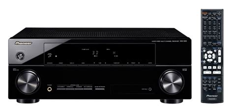 Pioneer's VSX-520-Ka and VSX-820-K A/V receivers offers