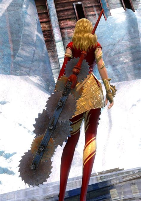 GW2 Improvised Weapon Skins Gallery - Dulfy