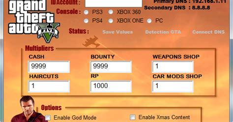 Special Hack Tool Free Download Official: Download GTA 5