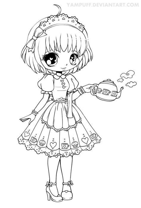 Honey Lineart by *YamPuff on deviantART (With images
