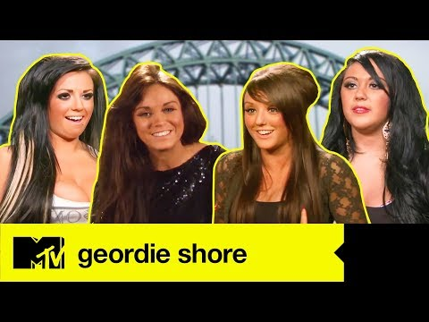 Classify Geordie Shore cast from UK