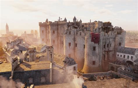 Paris during the French Revolution with Assassin's Creed