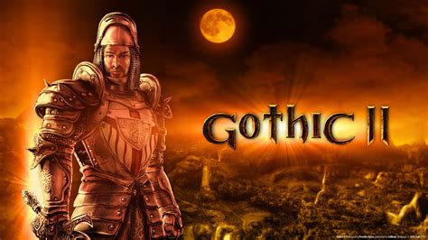 Gothic II, Video Games, Knight Wallpapers HD / Desktop and