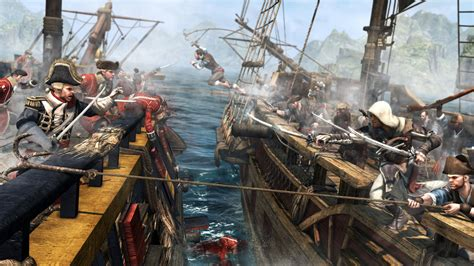 Assassin's Creed IV Black Flag Game Wallpapers   HD