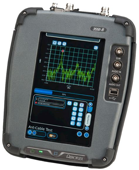 3550R Touch-Screen Radio Test System   VIAVI Solutions Inc