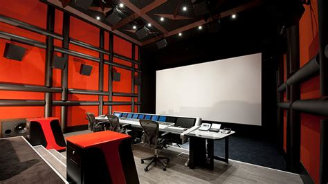 Dolby Atmos Mixing Room | Meyer Sound