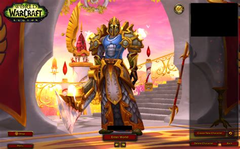 """[Selling] *HIGH END* 903 Paladin / 6 Legendaries / """"THE"""