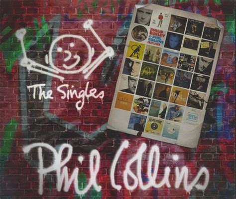 Phil Collins - The Singles (2016, CD)   Discogs