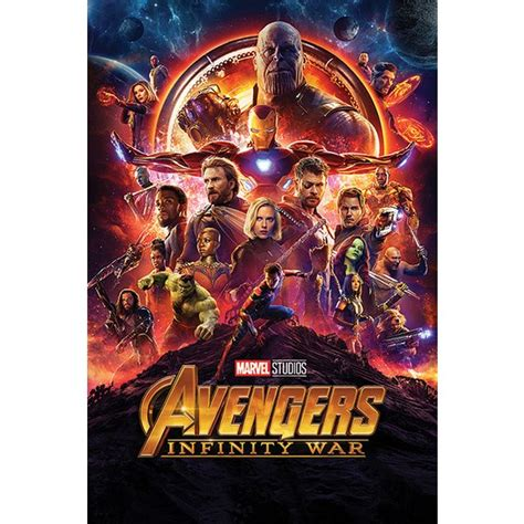 Avengers Infinity War Poster One Sheet - Posters buy now