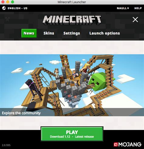 Minecraft Launcher For PC 1