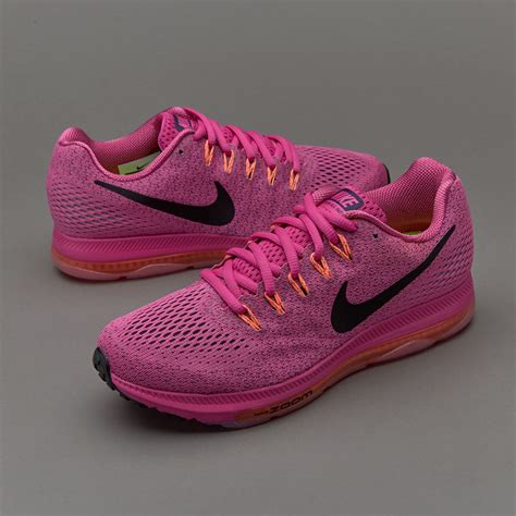Nike Womens Zoom All Out Low - Fire Pink/Black-Bright