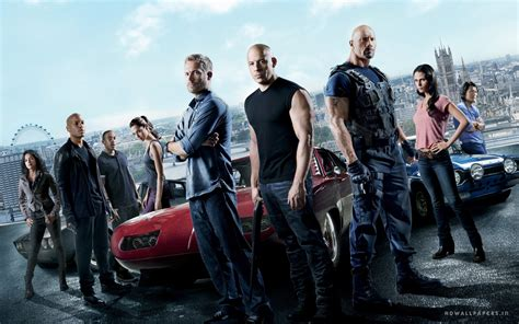 Fast and Furious 6 Wallpapers   HD Wallpapers   ID #12274