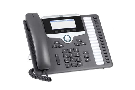CP-7861-K9   Cisco 7800   IP Phone   16 Lines   Unified