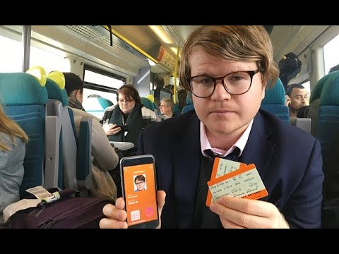 Benefits of using a 16-25 railcard - student travelling tips